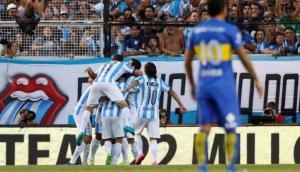 الدوري الأرجنتيني ينطلق رسمياً يوم الجمعة المقبل