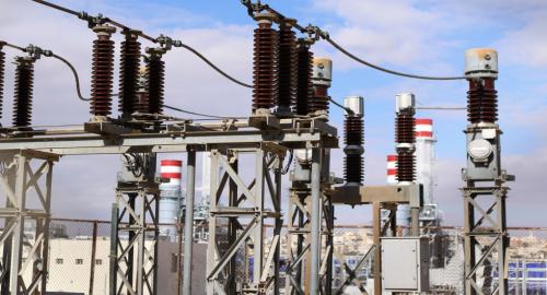 فصل التيار الكهربائي عن مناطق في إربد وعجلون اليوم