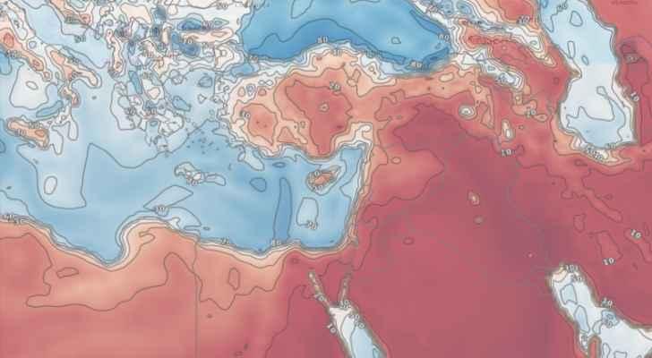 هل ستستمر الأجواء الصيفية اللطيفة خلال الاسبوع الحالي؟