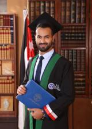 الدكتور حمزة إياد نوري العوايشة مبارك