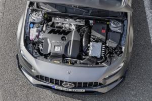مرسيدس AMG C63 القادمة ستأتي بمحرك تيربو 4 سلندر!