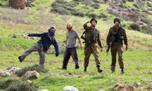 مستوطنون يسرقون المياه من بئر جنوب نابلس