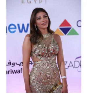 ريهام حجاج تكشف حقيقة زواجها من أحمد السعدني ..  هل إرتبكت عند الإجابة؟