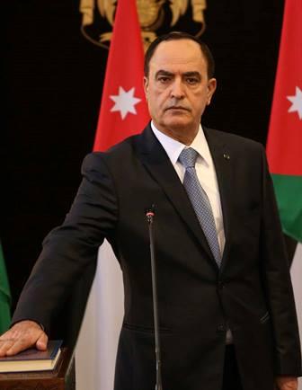 معالي جمال الصرايرة مبارك الثقة الملكية السامية