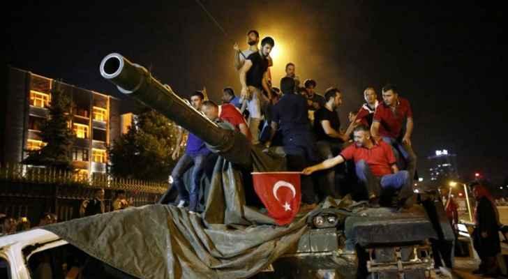 السجن لـ 25 صحافيًا تركيًا بتهم على صلة بالانقلاب