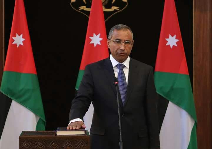 مبارك الثقة الملكية لمعالي الدكتور احمد عويدي
