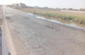 «طـريق بغداد الدولي» مشكلات يومية وحوادث مستمـرة.. والضحايا يـزدادون