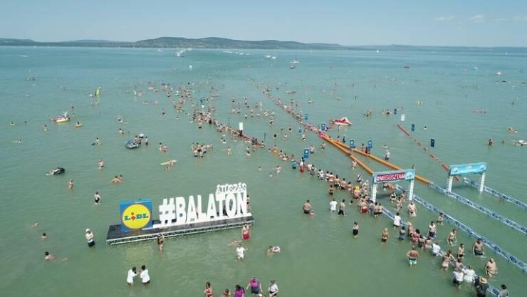 رغم كورونا ..  الآلاف يشاركون في أطول سباق للسباحة في المياه المفتوحة بأوروبا