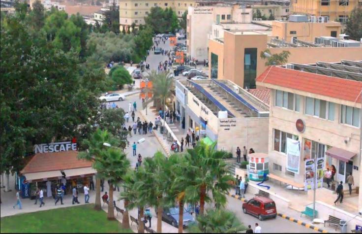 جامعة البترا تحصل على أربع نجوم في تصنيف الجامعات الأردنية