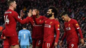 محمد صلاح ينضم إلى مبادرة نجوم الدوري الإنجليزي