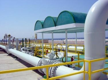 توقف عمليات إصلاح خط الغاز المصري الواصل للمملكة