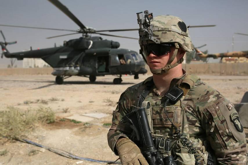 سقوط 17 صاروخا قرب قاعدة أميركية في العراق