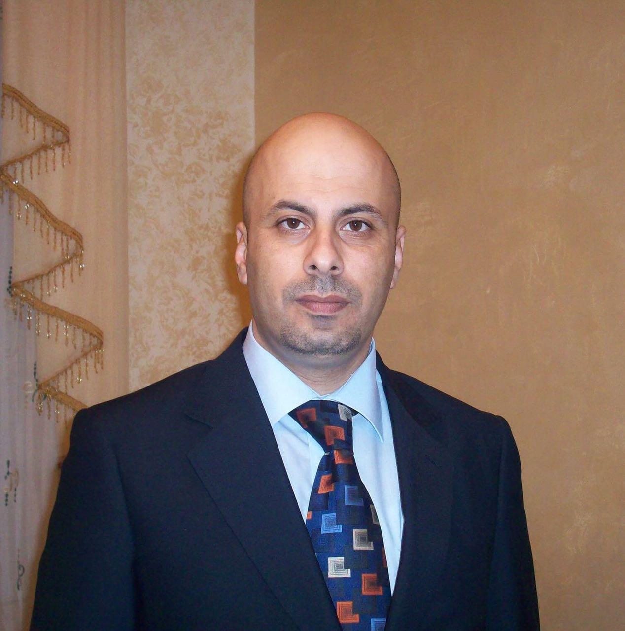 القاضي مازن الجعافرة  .. مبارك