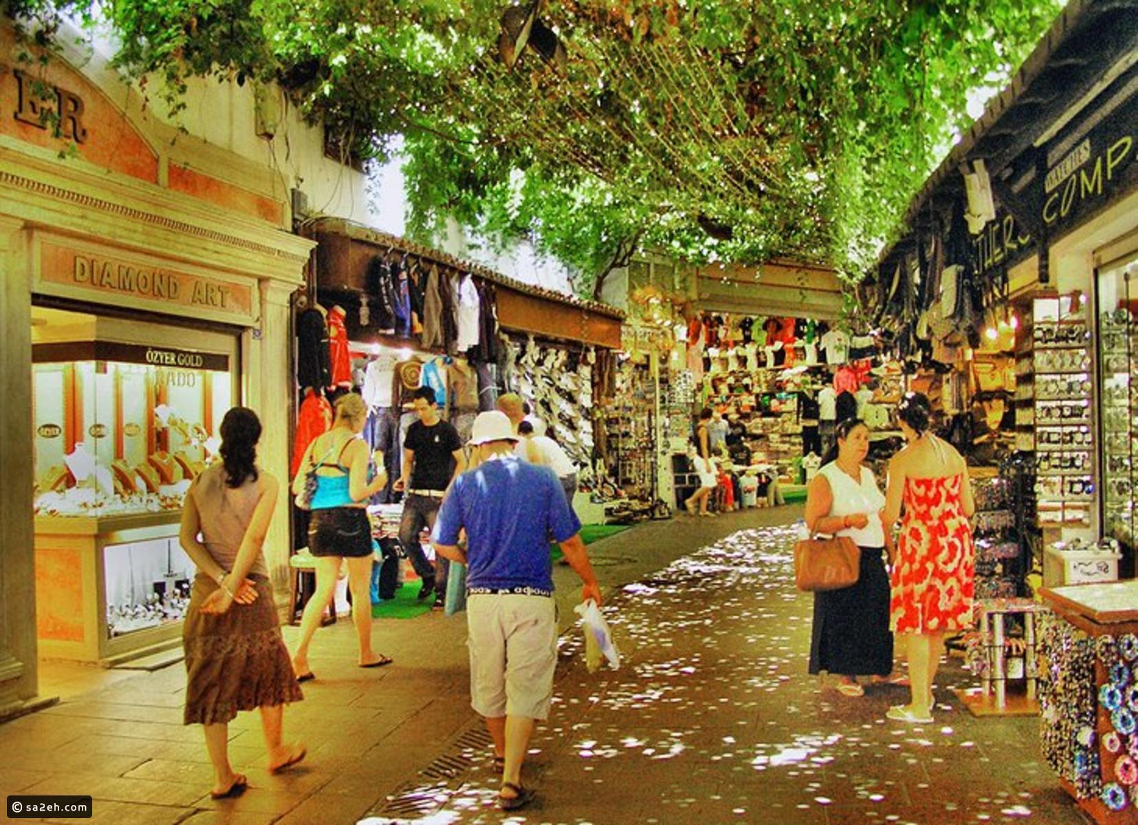 السياحة في الجنوب التركي: إطلالات على البحر الأبيض المتوسط