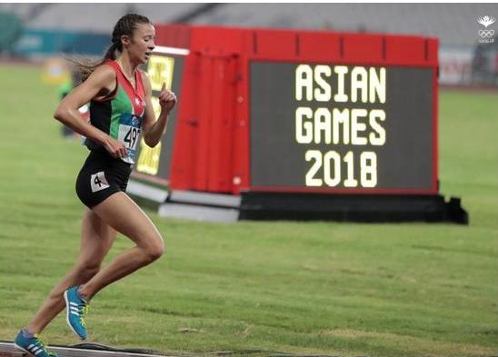 """""""عرموش"""" في المركز الـ 11 بسباق 5000 متر بآسياد أندونيسيا"""