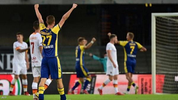 مورينيو يتلقى أول هزيمة مع فريقه الجديد روما