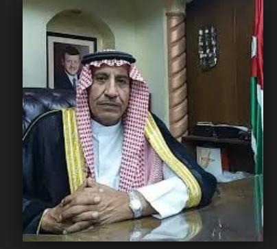رسالة شكر وعرفان من النائب السابق سالم الهدبان الدعجه