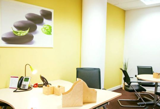 مكاتب مؤثثة للايجار بدون فواتير تلاع العلي قرب قاعات النعمان ابتداءا من 300 شهريا
