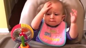 بالفيديو... شاهدوا ردة فعل طفل يتذوق البروكلي لأول مرة!!