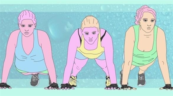 فوائد استخدام وزن الجسم في التمارين الرياضية