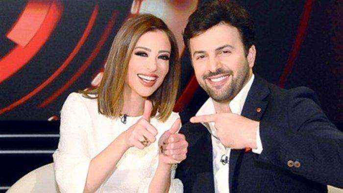 تيم حسن ووفاء الكيلاني احتضان ورومانسية تجتاح الإنترنت