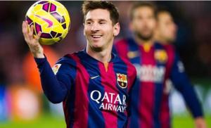 ميسي: تتويج ليستر باللقب هو سبب عشقنا لكرة القدم