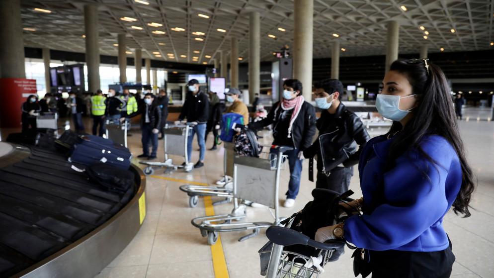 إقلاع طائرة تقل أردنيين عالقين في دول آسيوية
