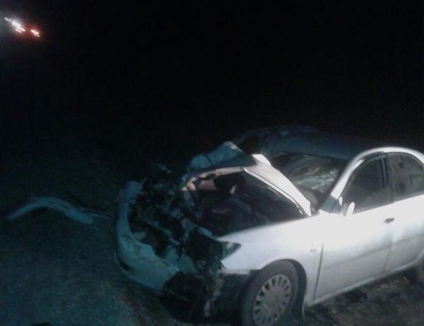 وفاة شخص وإصابة (3) آخرين اثر حادث تصادم في منطقة النصر بعمان