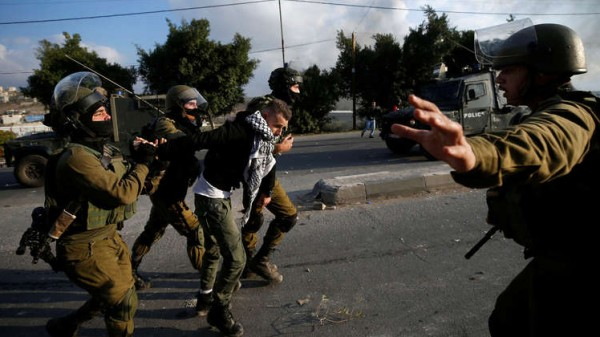اعتقال عدد من المواطنين خلال مواجهات في الضفة الغربية