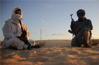 مقتل اربعة شبان في الشيخ زويد