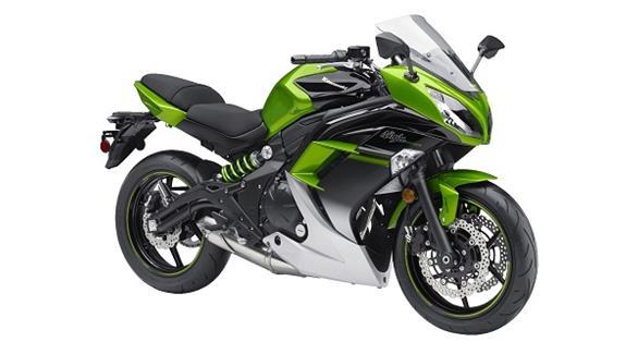 """كاوازاكي تطلق الدراجة """"نينغا 650"""" الجديدة"""
