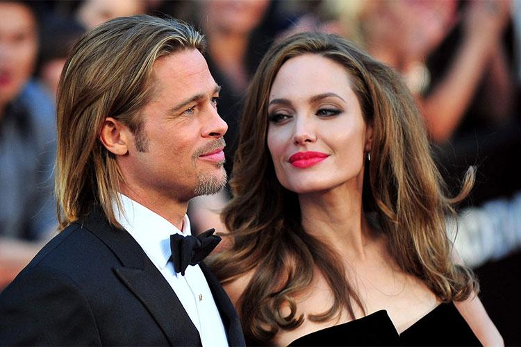 """زواج أنجلينا جولي من ملياردير  ..  """"براد بيت"""" انزعج وهذا ما طلبه من العريس! ..  صورة"""