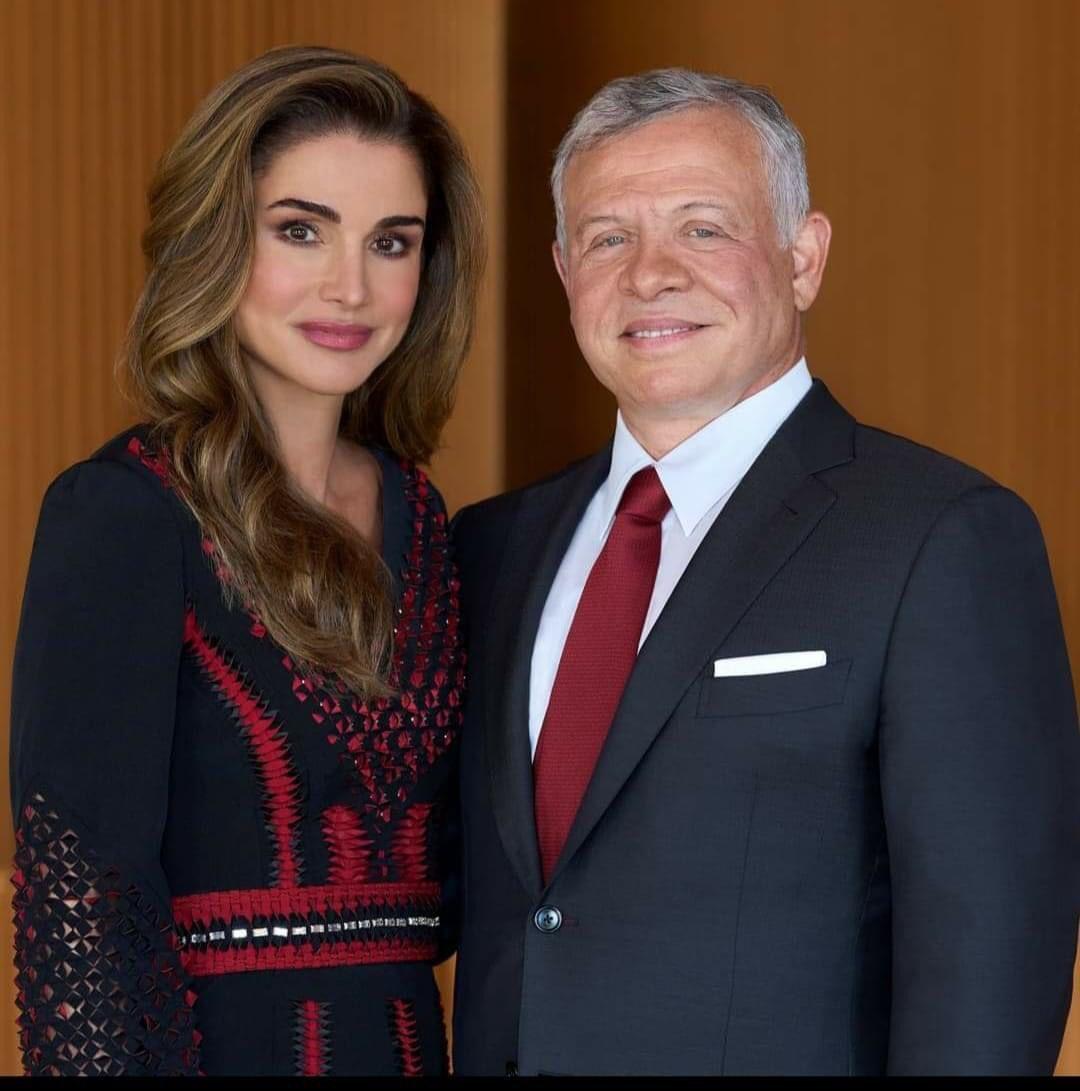 أسرة الأردنية للطيران تهنئ  صاحبة الجلالة الملكة رانيا العبد الله بمناسبة عيد ميلادها