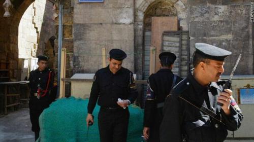 مقتل امراة مصرية بمداهمة امنية