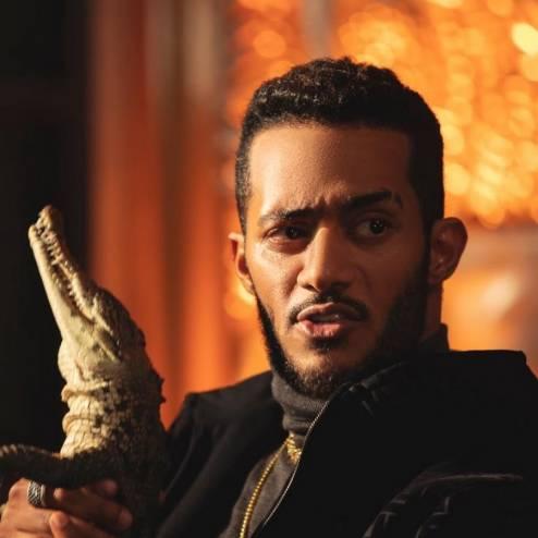 سخرية واسعة من محمد رمضان لنسخه شخصية عبد الغفور البرعي في مسلسله 'موسى'