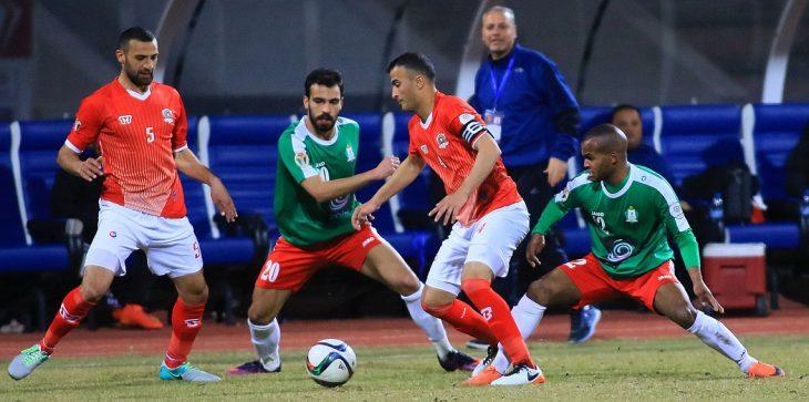 دائرة الحكام باتحاد الكرة تقرر ايقاف حكم بعد مباراة الوحدات والجزيرة