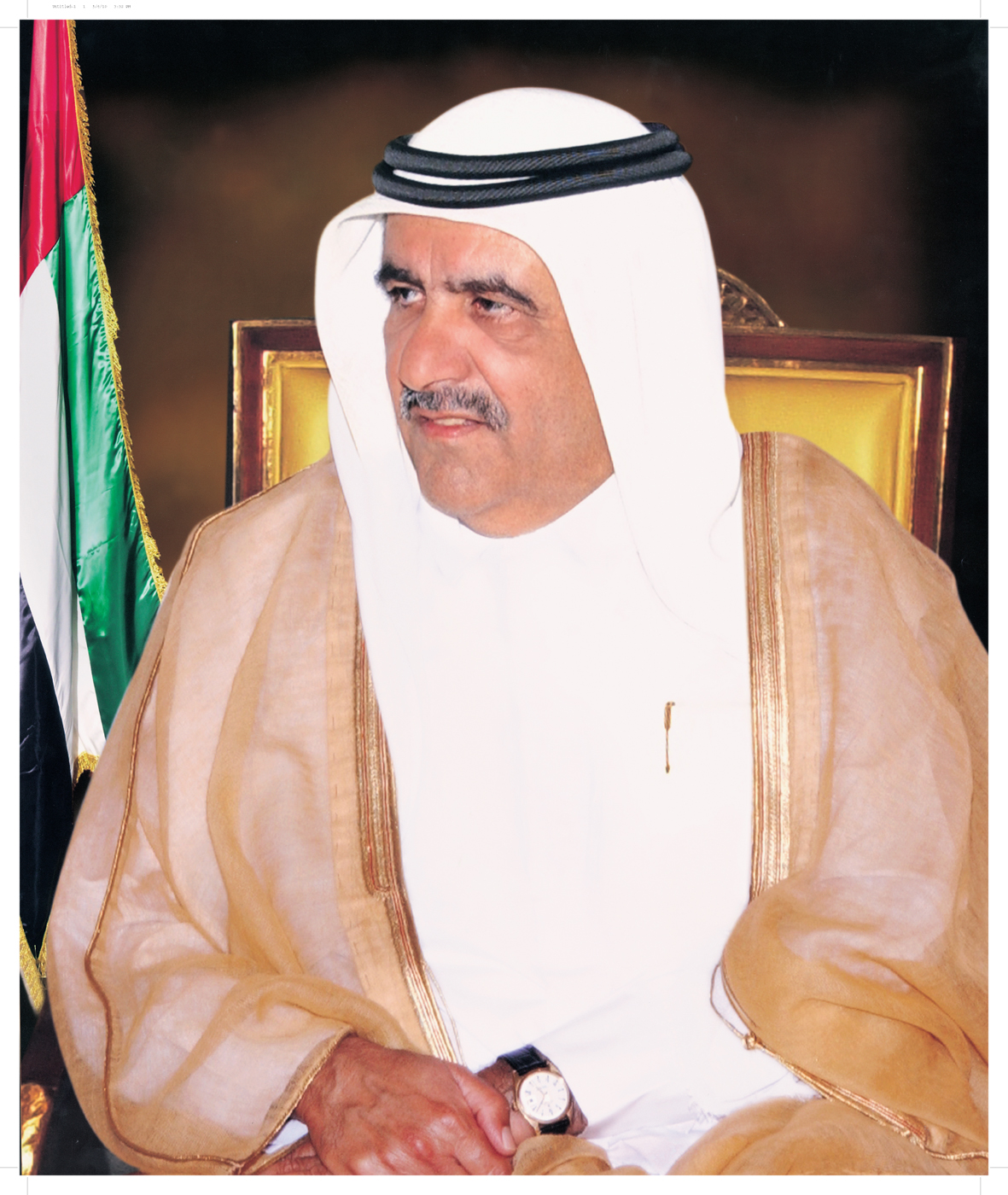 """نائب حاكم دبي يتبرع بـ""""مليون"""" درهم لأسر شهداء الاردن"""