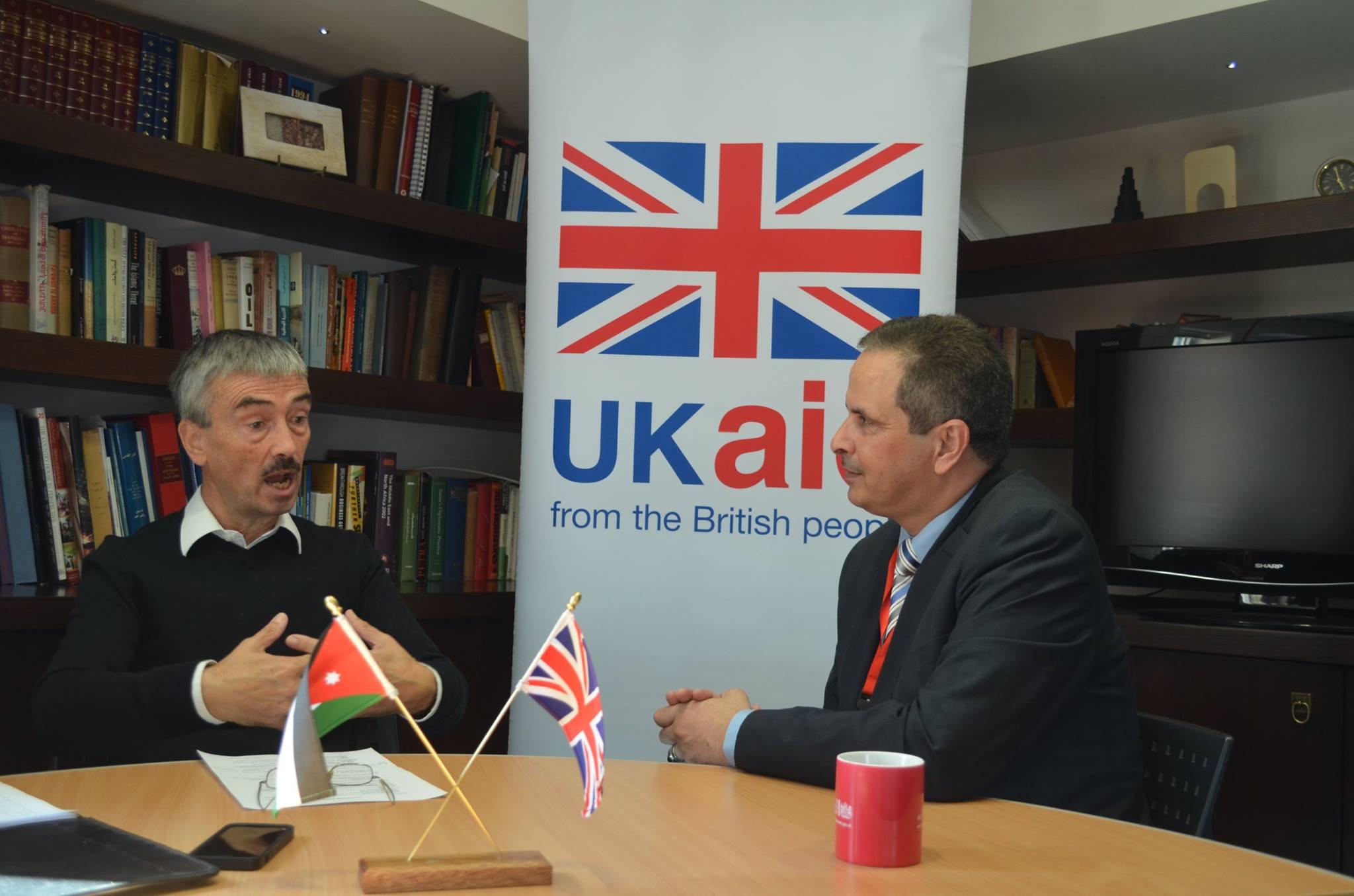 """السفير البريطاني لـ """"سرايا"""" : البعض يعتقد ان الفيزا لدخول بريطانيا صعبة، تلك خرافة متوارثة، والأردنيون مرحب بهم"""