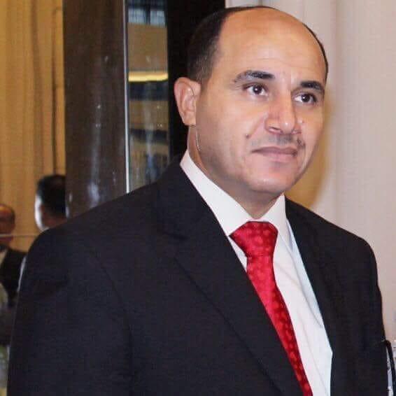 الدكتور فراس ابو قاعود  .. مبارك