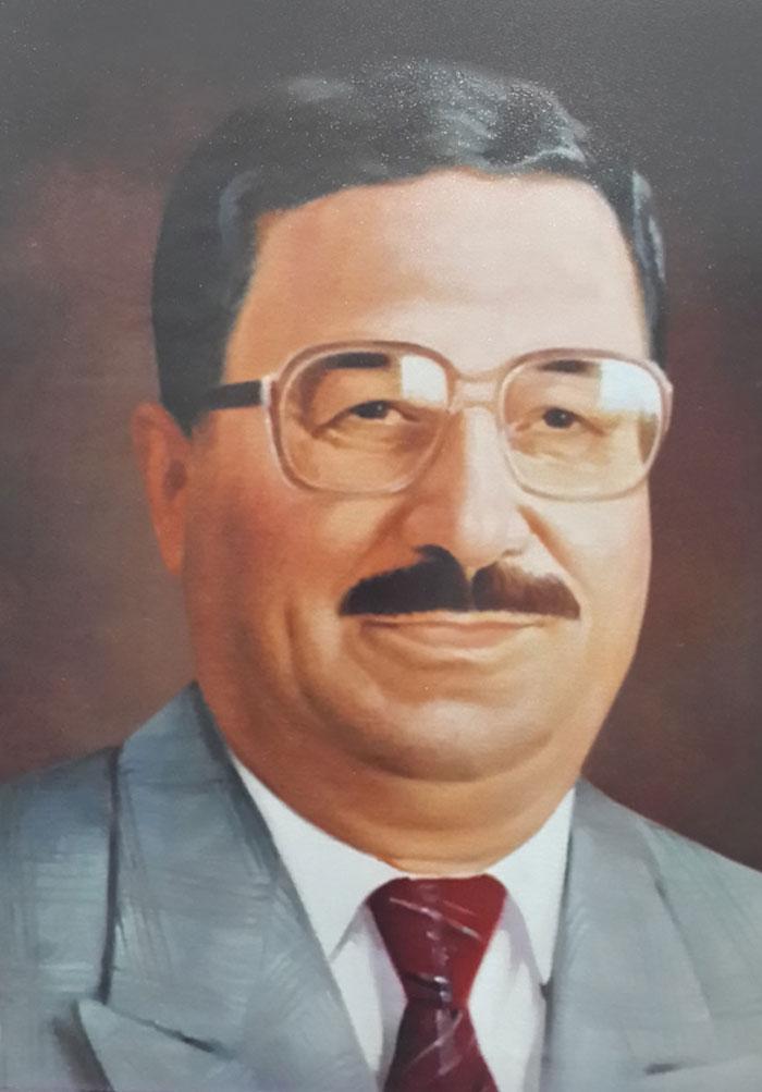 محمد الفرحان وزير العمل الاسبق في ذمة الله