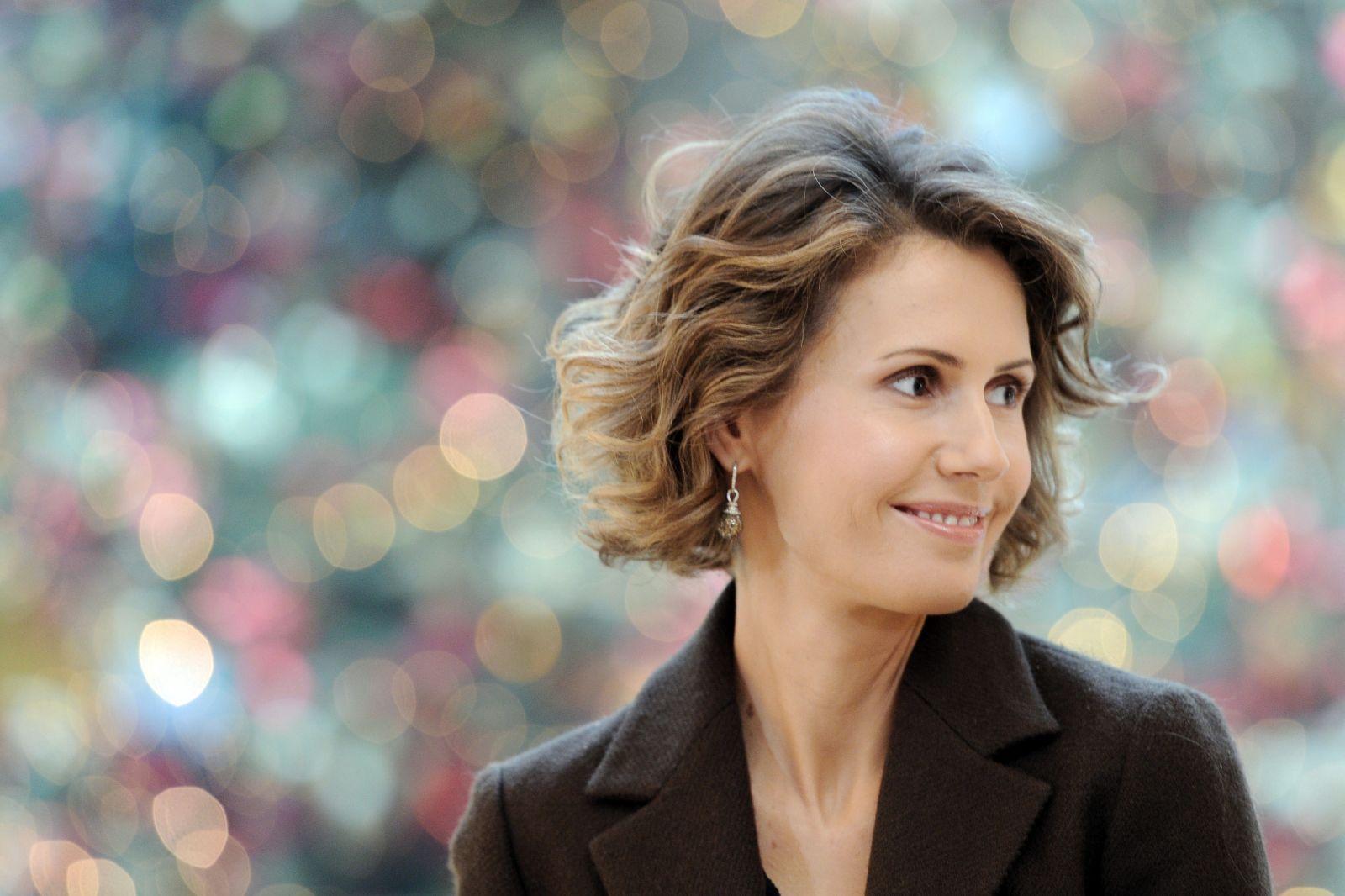 """زوجة الرئيس السوري بشار الأسد """"بطلة"""" في فيلم"""