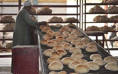"""ضبط مخبز في الزرقاء يعيد تصنيع الخبز """"الناشف"""""""