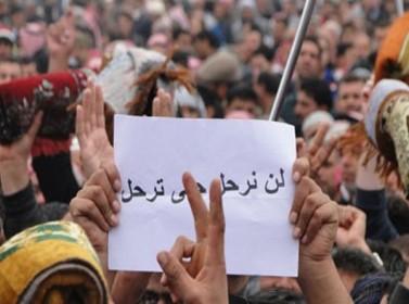 العراق: تعزيزات عسكرية كبيرة في الأنبار قبيل بدء الاعتصامات
