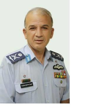 وفاة اللواء الطيار نبيل عبابنه