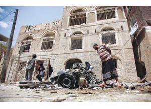 السعودية تنفي استهداف قاعدة السليل بصواريخ سكود من اليمن