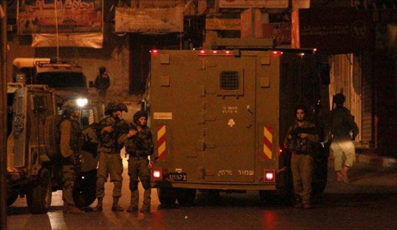 مواجهات عنيفة بين الاحتلال والفلسطينيين في نابلس