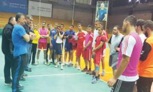 """""""اليد"""" يناقش تحضيرات استضافة البطولة الآسيوية للشباب اليوم"""