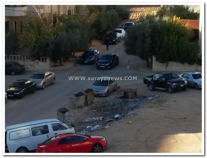 صورة  ..  تقاطع سير في خلدا يتسبب يومياً بوقوع حوادث