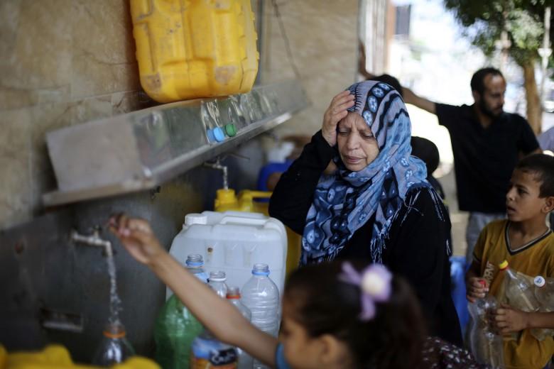 الأمم المتحدة تصف الأوضاع في غزة بالكارثية