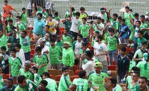 جمهور الأهلي يتفوق على الاتحاد في الدوري السعودي